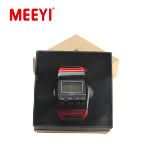 Meeyi Signal Repeater Wireless Wiater Call System Mini Guest Call Button Kitchen Restaurant Receiver