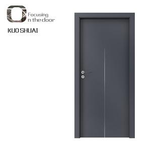 Cheap Price Pvc Coated Interior Door Solid Wood Bedroom Door Design Wholesale Doors Windows Products On Tradees Com