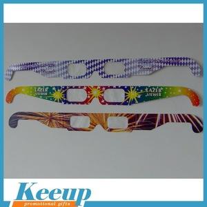 Cheap Disposable Kids 3D Glasses for Sale