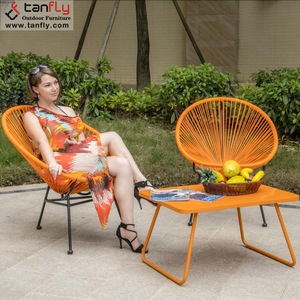 Patio Garden Rattan Outdoor Acapulco Rocking Chair