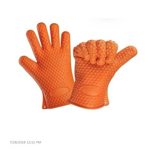 BBQ Silicone Oven Gloves