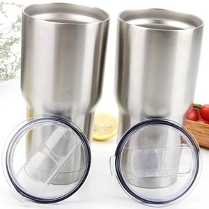 BPA Free 30 oz Insulated Vacuum Double Wall Stainless Steel Tumbler