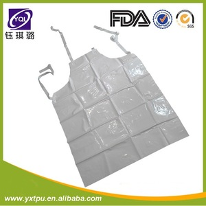 Hot Sell China Waterproof Polyether-based TPU Plastic Sheet For Apron