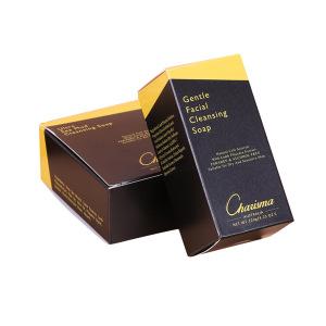Paper Cosmetic Box Straight Tuck End Paper Box Custom Logo Cosmetic Box
