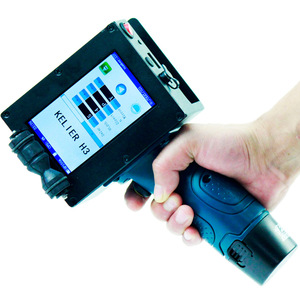 Inkjet Printer Fiber Laser Marking Machines Flying Fiber