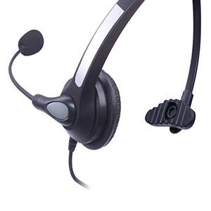 Telephone Headset Headphones With Mic Call Center Headset Wholesale Telephone Headsets Products On Tradees Com
