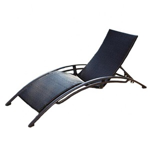 Hotel Chair Beack Chair Outdoor Lying Bed