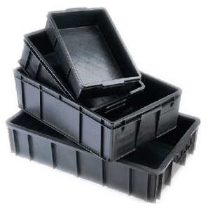 Esd Storage Bin Plastic Bin Esd Box