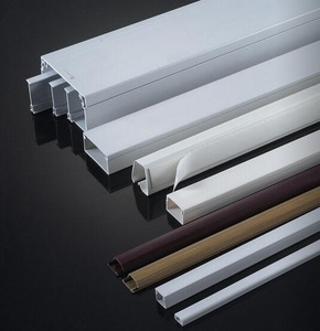 Pvc Trunking Wiring Duct Electric Wire Trunking Wholesale Wiring Accessories Products On Tradees Com