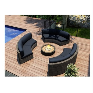 Woven Patio Furniture Hampton Outdoor Furniture Royal Garden Outdoor Furniture pictures & photos