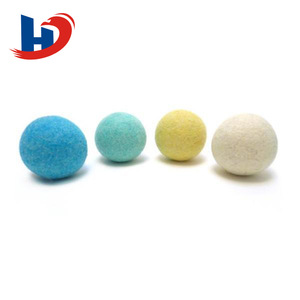Natural Wool Dryer Ball Handmade Wool Dryer Ball Best Price Handmade Natural Wool Dryer Ball