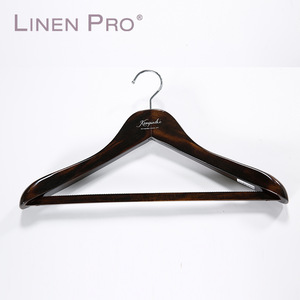 Wooden Clothes Hanger Clothing Hanger Hanger Wood Hotel