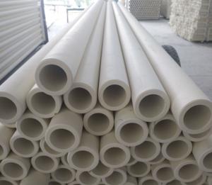 Industrial Large Diameter Purity 99.7% High Alumina Ceramic Tube Alumina Ceramic Tube 99% Al2o3 Cone