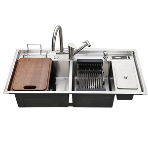 2 Compartment Sink Stainless Steel Sink Cara Memasang Kitchen Sink Bahrain Stainless Steel Double Bo Wholesale Kitchen Products On Tradees Com