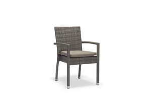 easy garden aluminum outdoor rattan chair pictures & photos