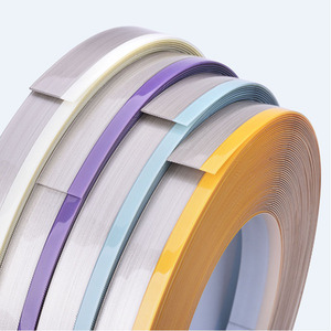 PVC edge banding manufacture for furniture accessory