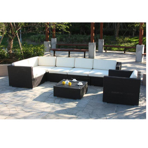 hot sale Garen furniture outdoor rattan sofa