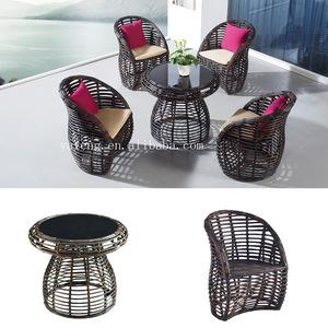 Garden classics outdoor furniture rattan round outdoor furniture