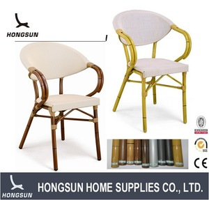outdoor furniture bamboo look outdoor chair