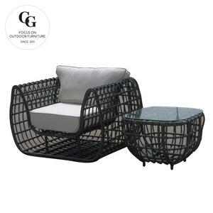 Iron Chair Outdoor Garden Leisure Chair Round Outdoor Chairs Chair Cart Swimming Pool Outdoor Chairs