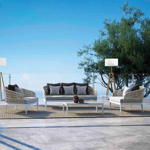 Modern European Sun Fun Luxury Cheap Aluminum sofa legs Garden Furniture pictures & photos