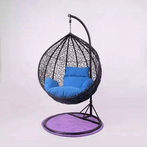 patio garden rattan hanging chair YPS083
