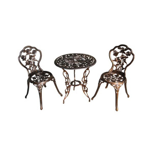 Garden Patio Tables And Chairs Cast Aluminum