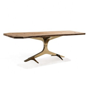 Wholesale top quality North American ashwood dining coffee table