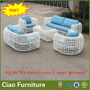 Discount outdoor furniture new design rattan sofa pictures & photos