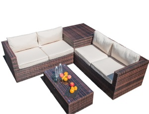 Better Homes And Gardens Replacement Cushions Azalea Ridge, Rattan Garden 4pcs Corner Sofa Set Rattan Outdoor Corner Sofa With The Storage Wholesale Rattan Wicker Furniture Products On Tradees Com