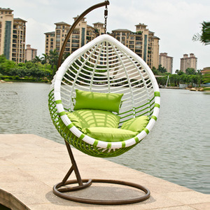 Indoor and outdoor wicker swing chair furniture pictures & photos