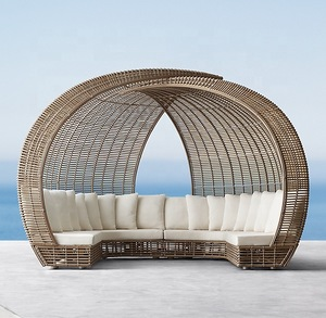 Outdoor furniture daybed outdoor daybed canopy outdoor daybed round