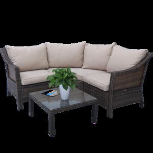 2020 multifunction wholesale heavy duty comfortable sofa set portable rattan sofa pictures & photos