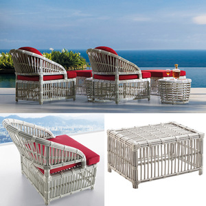 Rattan garden sofa sets lowes patio furniture factory direct wholesale