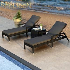 SeelTeen hotel outdoor pool set design new rattan furniture