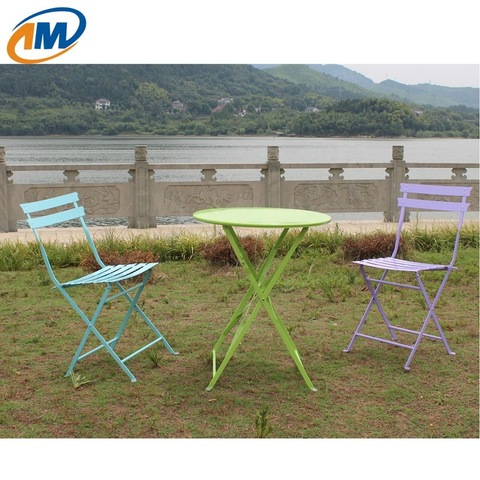 Outdoor furniture Iron garden chair used patio furniture