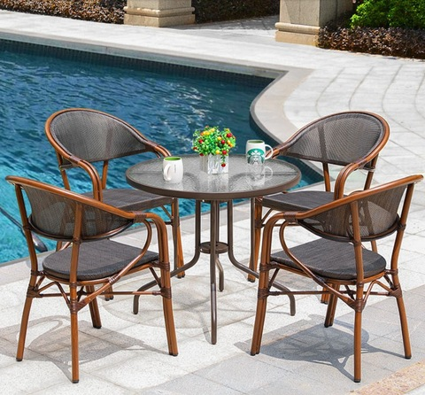 Modern Outdoor Furniture Dining Chair