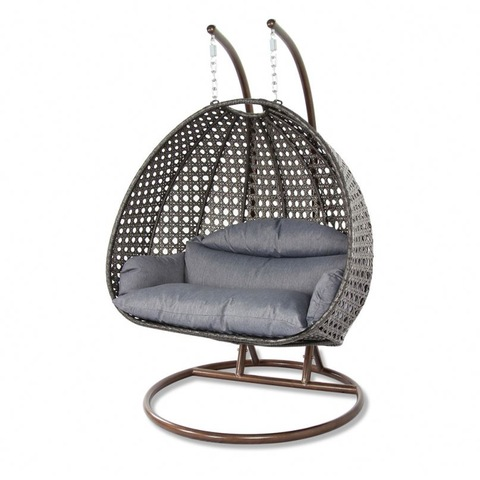 Mid Century Rattan Chair, Garden Furniture Import Egg Swing Chair With 2 Seat Stand Wholesale Patio Swings Products On Tradees Com