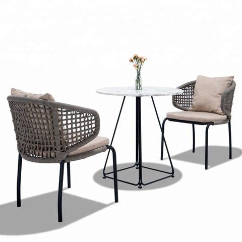 Outdoor Furniture China Europe Woven Rope Outdoor Furniture pictures & photos