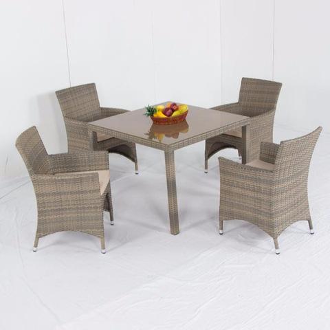Weatherproof Outdoor Rattan Patio 4, Weatherproof Patio Furniture
