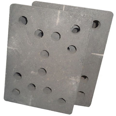 Sic plate silicon carbide ceramic plate for refractory kiln furniture pictures & photos