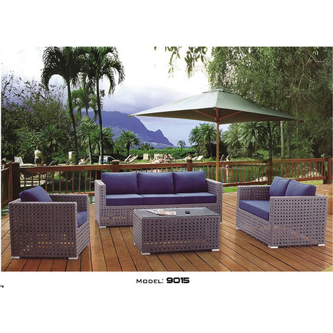 vintage roots outdoor rattan dinning furniture