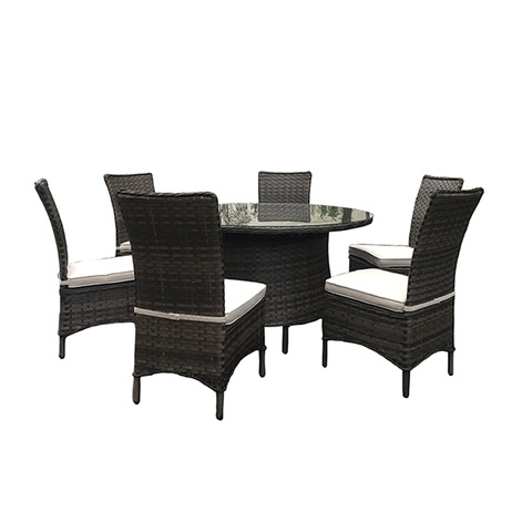 Modern Hot Sale Garden Patio Furniture Outdoor Rattan Dining Set pictures & photos