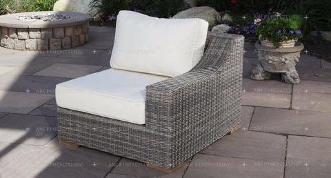 Antique Synthetic Wicker Rattan PE PVC Living Room Sofa set outdoor garden furniture pictures & photos