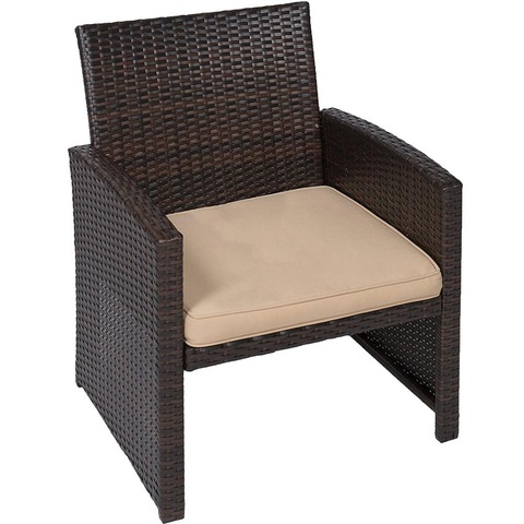Hot Design Leisure Garden Outdoor Rattan Furniture Rattan Sofa Set pictures & photos