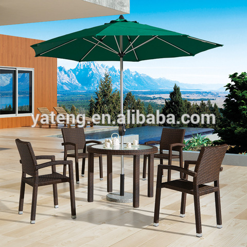 Hot Ing Rattan Cafe Outdoor