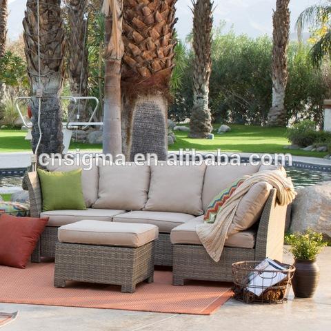Outdoor Rattan Furniture 4 Seater