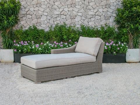 All weather wicker rattan wooden outdoor furniture garden L shape sofa set - Patio garden outdoor li pictures & photos