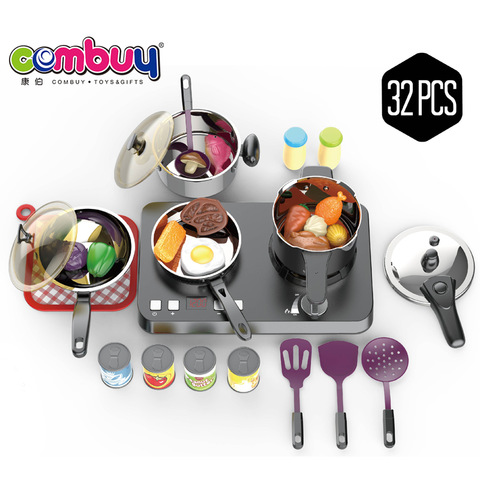 Kitchenware Set Stainless Steel Tableware Kids Toys Cooking Kitchen Set Wholesale Kitchen Toys Products On Tradees Com
