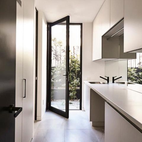 Design Aluminum Door Glass Doors Aluminum Aluminum Kitchen Swing Door Wholesale Doors Products On Tradees Com